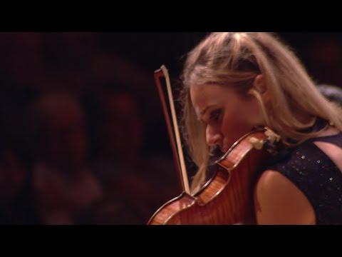 Chausson - Poème pour violon et orchestre op.25 (Mikko Franck / Anna Tifu)