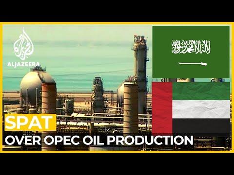 UAE and Saudi Arabia's spat over OPEC oil production | Breakdown