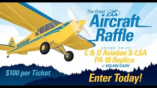 The Great EAA Aircraft Raffle of 2019