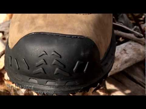 Simms Guide Wading Boots: Redesigned Simms wading boots in 2012 from SIMMS Waders