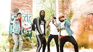 topdawgTWIN, salutedaMAJOR, dopeSMOOTHIES - JAMMIN' (3AM) [Music Video] by the Music Cinema