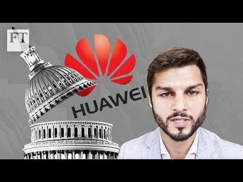 Tech Wash: why the US can't compete with Huawei