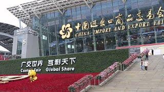 GLOBALink   Canton Fair kicks off with online, offline activities in Guangzhou