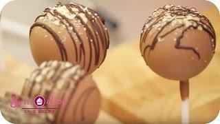 Cake-Pops aus altem/ misslungenem Kuchen | Sweet & Easy - Enie backt | sixx