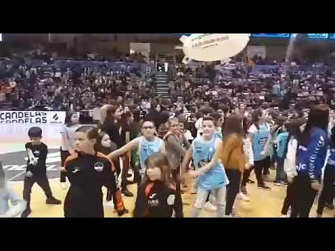 Máximus se marca otro memorable baile en el Pazo
