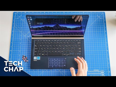 The World's Most Compact Laptop! [ASUS ZenBook 14 & 15] | The ...