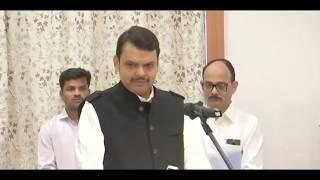 Devendra Fadnavis, Ajit Pawar take oath as Maharashtra CM and Dy CM