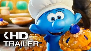 Search for SMURFS: The Lost Village Trailer 2 (2017)