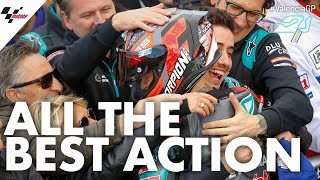 All of the Best Action | 2019 #ValenciaGP
