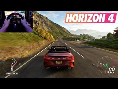BMW Z4 ROADSTER 2019 Gameplay Forza Horizon 4 thumbnail