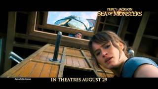 """Percy Jackson: Sea Of Monsters -- Clip """"Obstacle Tower"""" [HD]"""