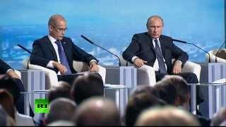 Владимир Путин удивлен теплотой приема на саммите G20 в Австралии