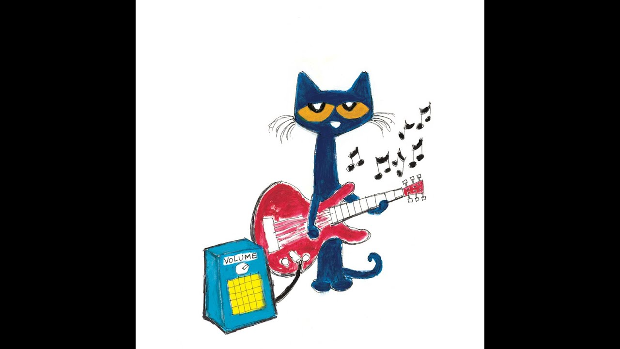 pete the cat rock on mom and dad youtube