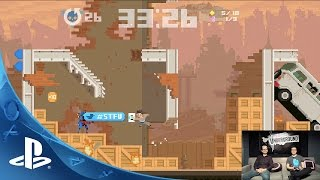 Super Time Force Ultra - PlayStation Underground Gameplay Video | PS4