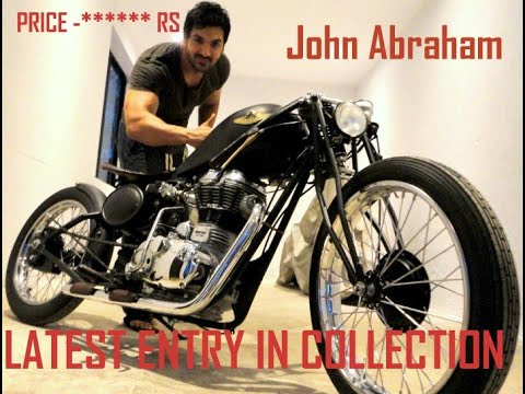 Modified Bullet 350cc for JOHN ABRAHAM by Rajputana Customs | KD'fication |