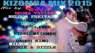 Kizomba Mix 2015 #01 by DJ SmokeMachine