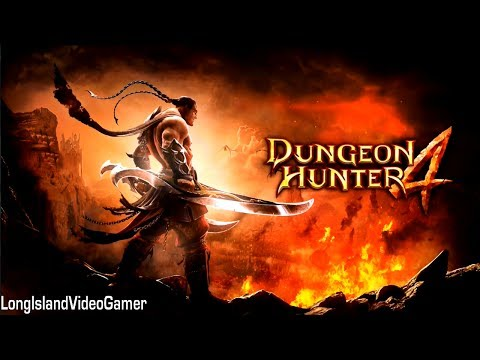 Dungeon Hunter 4 (First 60 Minutes Of Gameplay)「F2P RPG On Android」