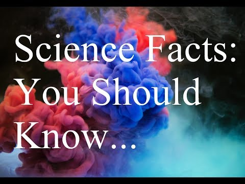 Daily Science Facts (in English) 07-Sep-2018 | By Piyush Khambia