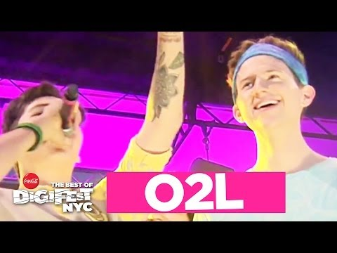 O2L Drops It Low | DigiFest NYC Presented by Coca-Cola