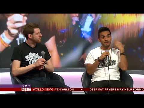 Beatbox Collective on BBC World News