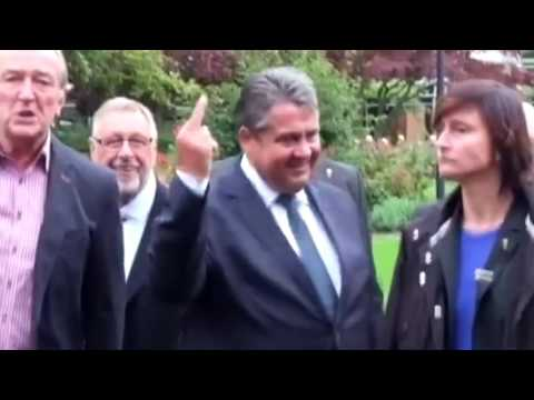 German Vice Chancellor Calls for '..Imprisonment of Germans who Object to Muslim Immigration..'