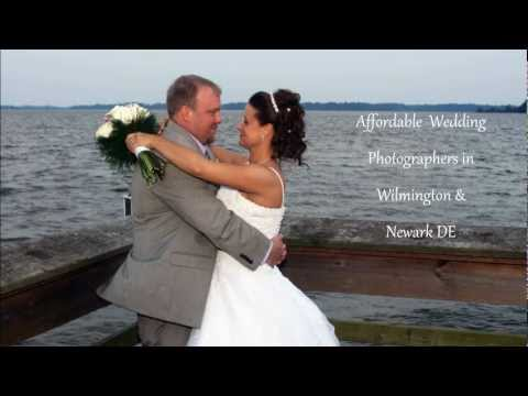Affordable Wedding Photographers in Wilmington DE Newark Dover photography DJs