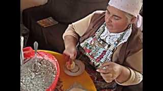 Грузинский домашный хинкали - Georgian Home hinkali