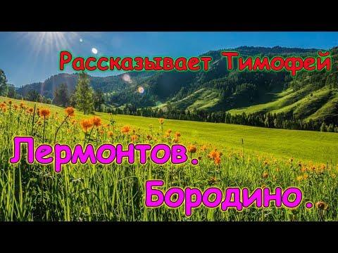 Стих Бородино, Лермонтов. Рассказыает Тема. (02.19г.) Семья Бровченко.