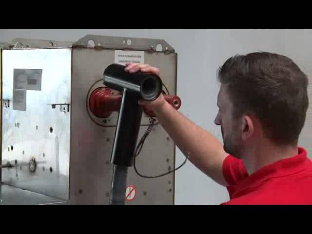 Nexans Euromold 430TB Tee Connector 12kV-36kV 630 Amps