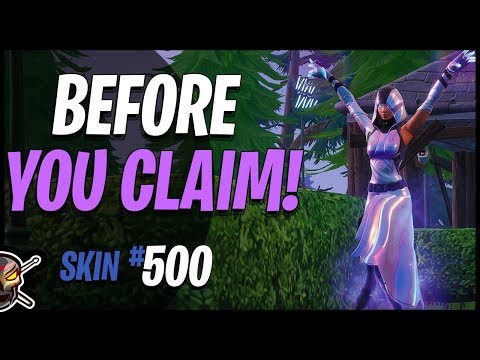 The NEW GLOW Skin In Fortnite - Gameplay/Combos - Before You Claim!