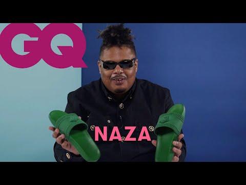 Youtube: Les 10 Essentiels de Naza (sac à dos, FIFA 21 et céréales)   GQ