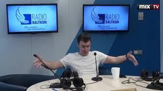 Российский стендап-комик Иван Абрамов в программе Семь дней и ночей #MIXTV