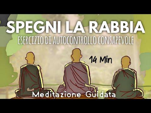 Fai Pace con la Rabbia - Meditazione Guidata Italiano