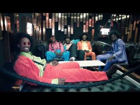 Uhuru ft. DJ Buckz, Oskido, Professor and Uri-Da-Cunha