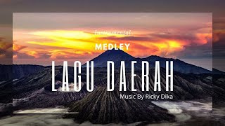Medley Lagu Daerah Indoenesia #2 (Instrumental) - Ricky Dika