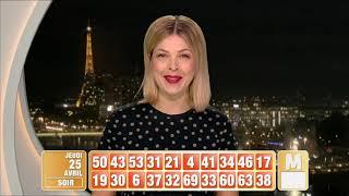 Tirage du soir Keno gagnant à vie® du 25 avril 2019 - Résultat officiel - FDJ
