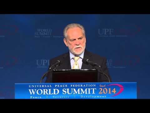 Dr. Luis Federico Franco Gómez, Mr. Larry Beasley, Mrs. Alexa Ward - Summit 2014