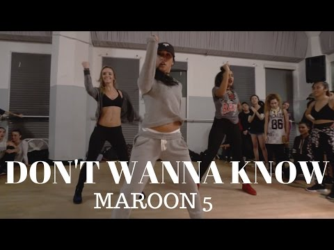 Don't Wanna Know Class Video by @maroon5 &...