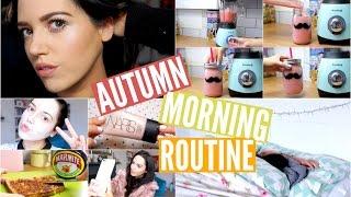 Morning Routine | velvetgh0st ♡ Thumbnail