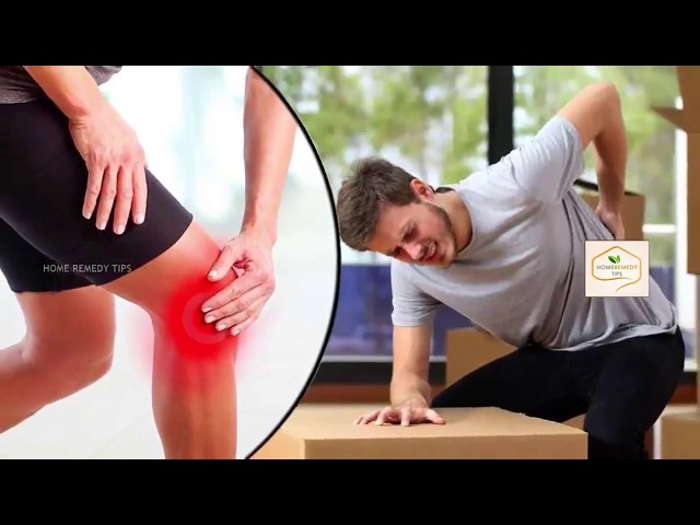 Back pain : Home remedies for back pain and joint pain