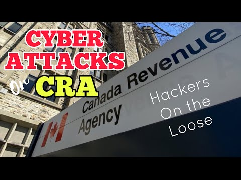 Pair Of Cyber Attacks On Canada Revenue Agency | Thousands Of Breached CRA Accounts | Targets CERB