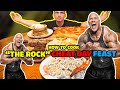 "How to cook ""THE ROCK"" CHEAT MEAL FEAST"