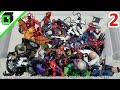 Spider-man DREAM BOX of TOYS (PART 2) Marvel Legends action figures by Hasbro