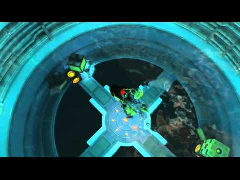 Ratchet & Clank Search the Caves for Hidden Treasure