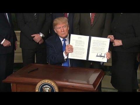 euronews (in Italiano): Usa: Trump impone tariffe e dazi contro la Cina per 60 miliardi