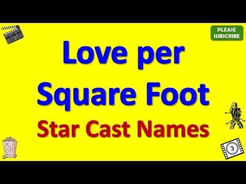 love per square foot star cast name