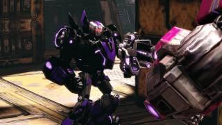 Transformers Fall Of Cybertron (Firefight Machinima)