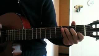 Escucha mi clamor (guitarra)