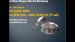 Jual Baja Ringan Murah Bandung Hub : 0811 2049 112