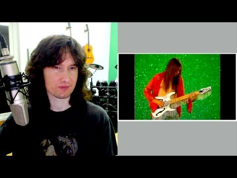 British guitarist reacts to Paul Gilbert's lack of technical difficulties!